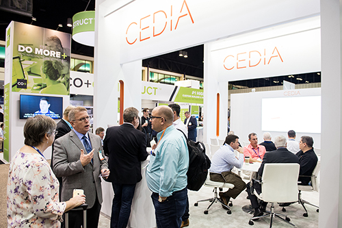 CEDIA Booth