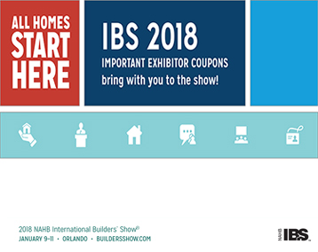 Credential Mailer Exhibitor Coupons