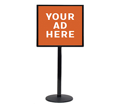 Freestanding Advertising Signs
