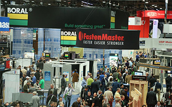 IBS 2014 Floor Shot