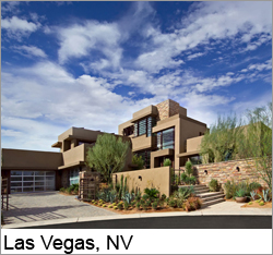 The new american home las vegas showcase home nahb for New american home las vegas