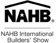 NAHB International Builders' Show B/W Logo