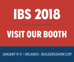 Builder Partnerships Recommends: Programs at IBS (Jan 9 - 11, 2018)
