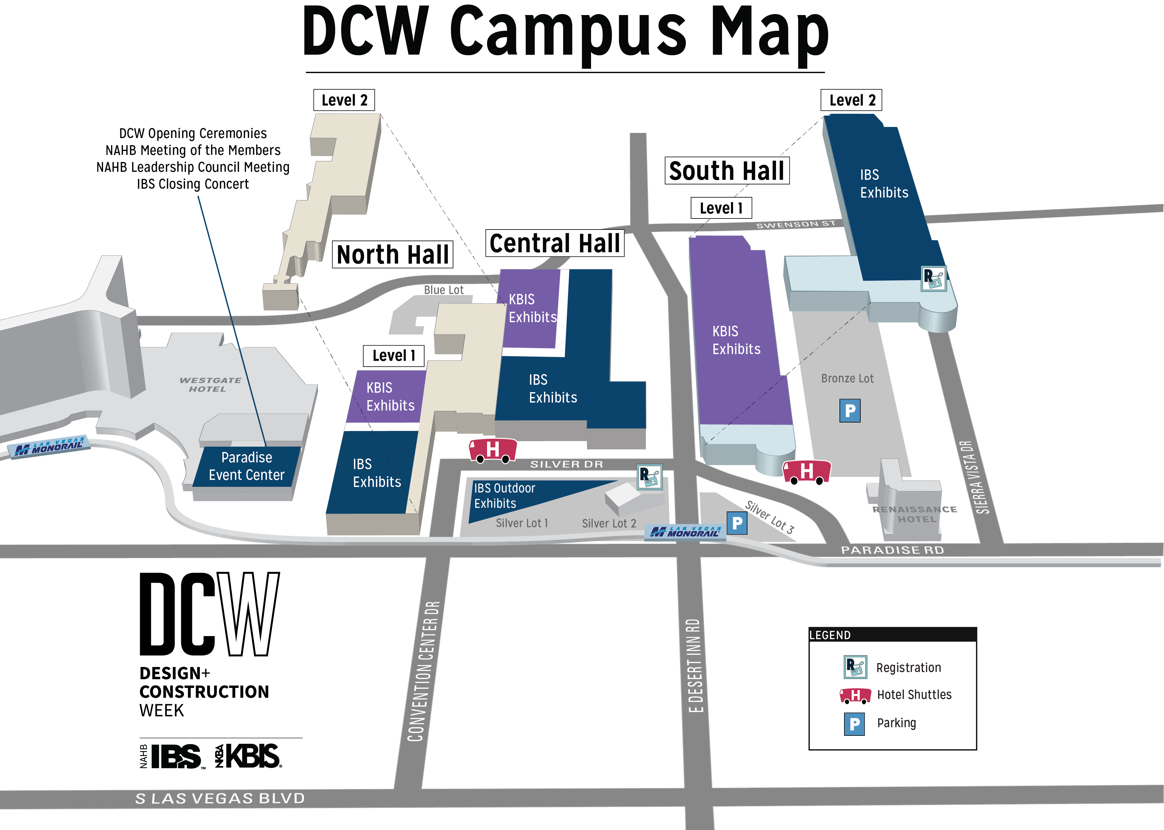 dcw campus map