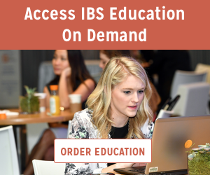 IBS18: Education On Demand